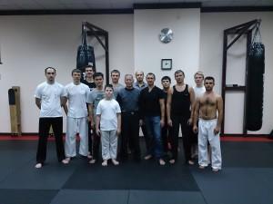 тренировка в тенгу
